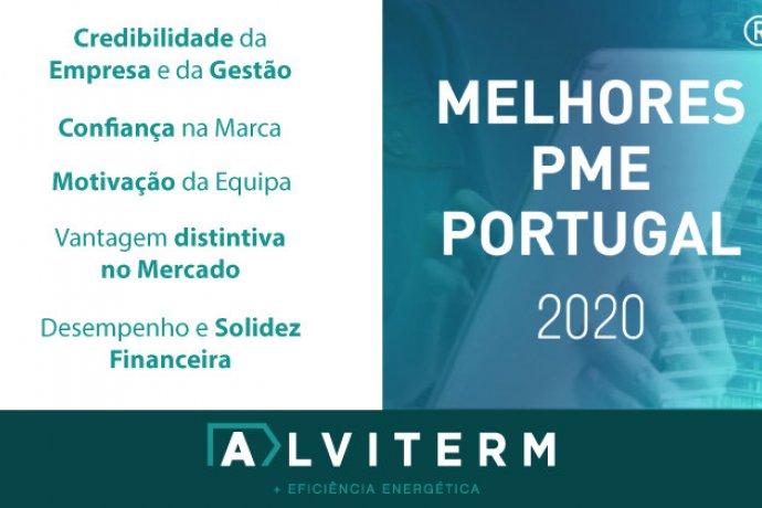 Alviterm Considerada Uma das Melhores PME de Portugal