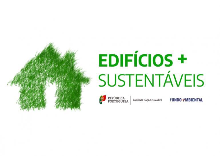 Fundo Ambiental - Programa de Apoio a Edifícios Mais Sustentáveis