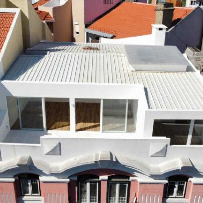 Rooftop em Lisboa